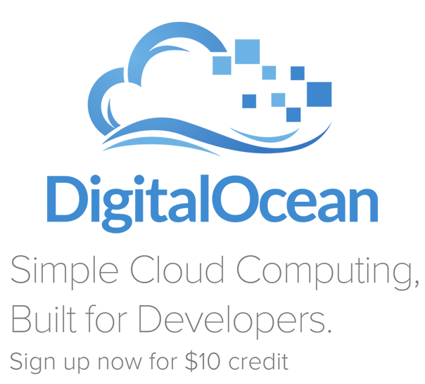 Digital Ocean. Simple Cloud Servers, Built for Developers.